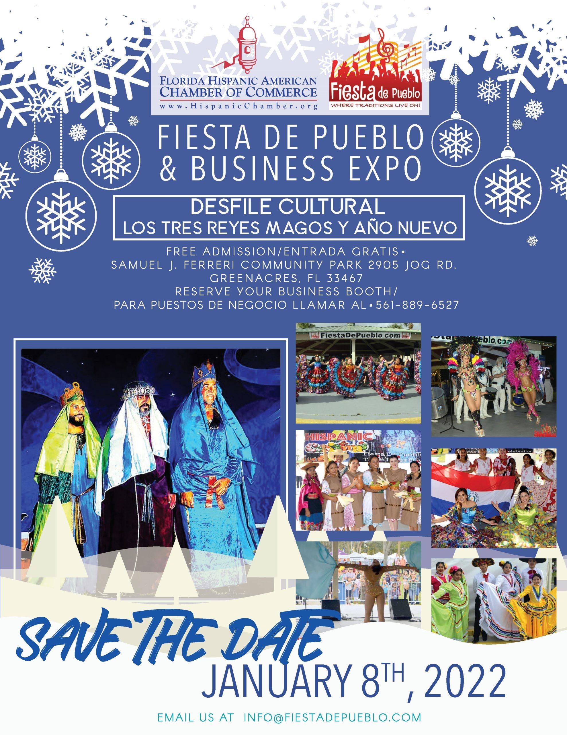 Fiesta De Pueblo & Business Expo 2022